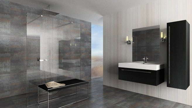 Douche l 39 italienne le guide d 39 installation en ligne for Photo salle de bain italienne